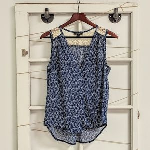 About A Girl Tank Blouse